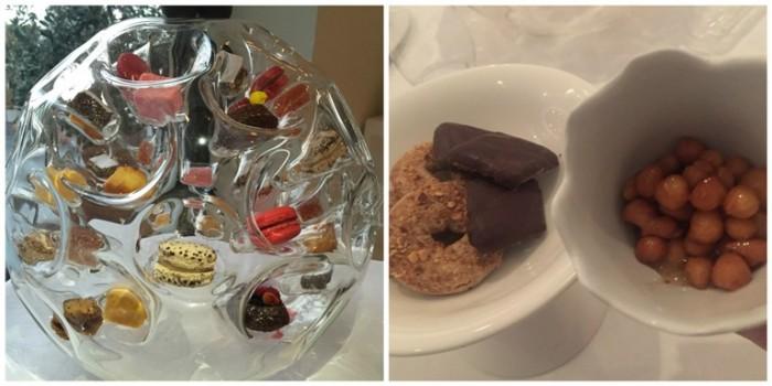 Torre del Saracino, piccola pasticceria e dolcetti finali