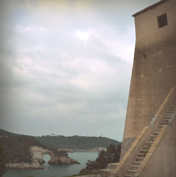 Vieste, L'Arco di San Felice