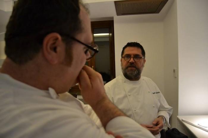 Vitantonio Lombardi e Angelo Sabatelli