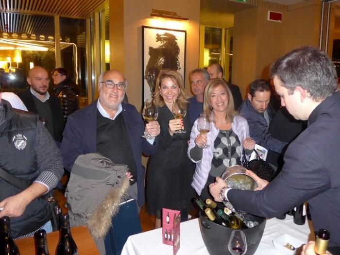 XIV Gran Galà del Vino dell'AIS Abruzzo, la degustazione dopo il dibattito