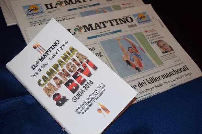 la Guida 2016 Guida Mangia&Bevi del Mattino