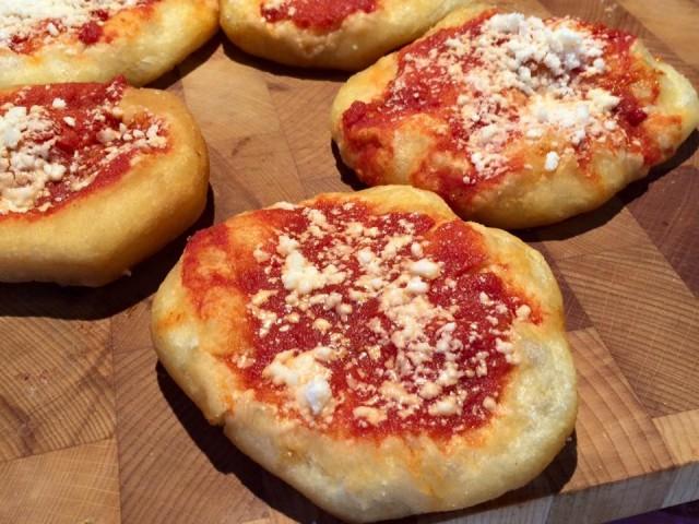 Storie di Pane, pizzette fritte cilentane