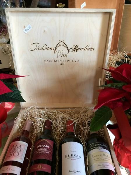 vini dei Produttori di Manduria