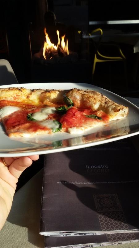 3Voglie, la Margherita con l'antico pomodoro di Napoli