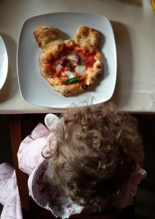 3Voglie, pizza Baby