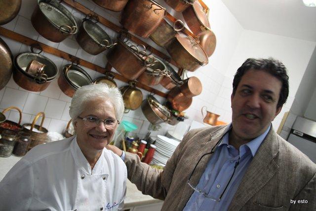 Angelia Ceriello 'E curti con Luciano Pignataro
