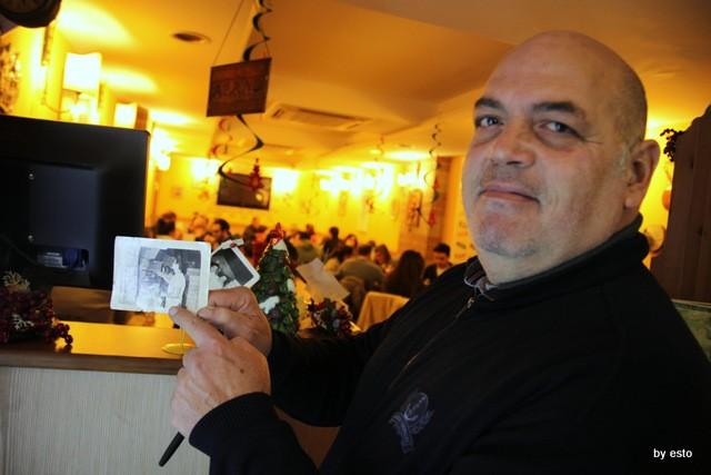 Antonio e Gigi Sorbillo. Gigione Sorbillo amarcord