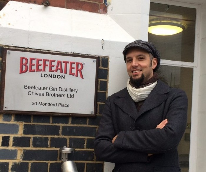 Daniele Lencioni a Londra