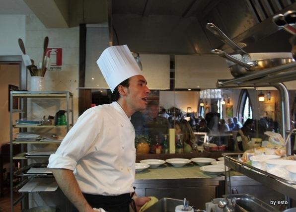 Francesco Sposito a Taverna Estia
