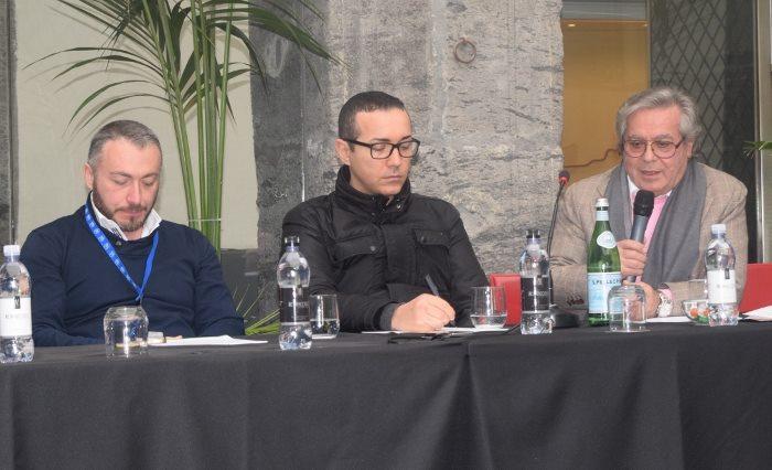 Gennaro Nasti, Gino Sorbillo, Antonio Starita