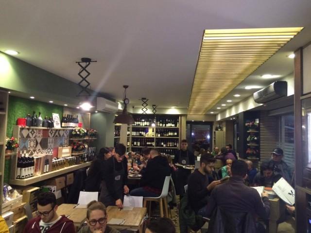Gigione a Pomigliano. Il locale di via Roma
