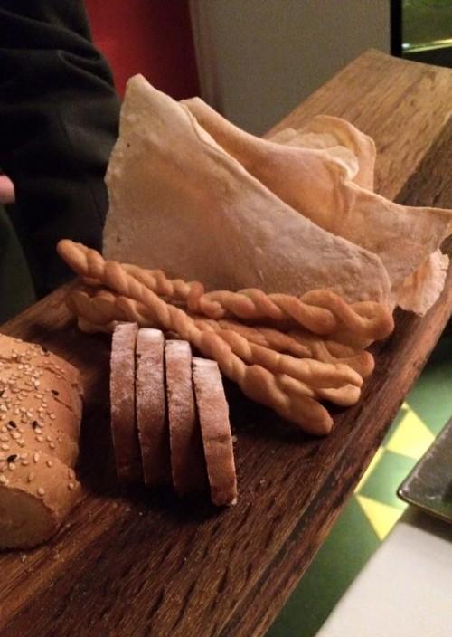 Il Pagliaccio, il pane