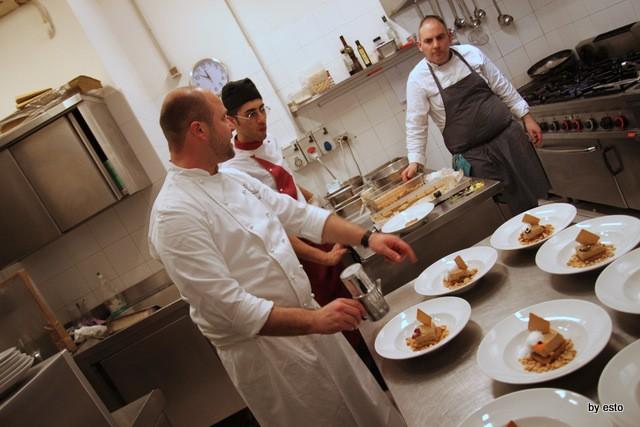 La Garçonne Restaurant & Music. Eduardo Estatico  Tommasino  Cupiello Voglio 'a zupp 'e latte