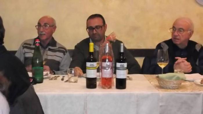 Le Macine, Enrico Malgi, Alfonso Rotolo e Mario Consoli