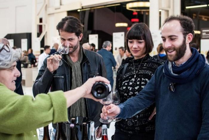 Live Wine, un momento della scorsa edizione
