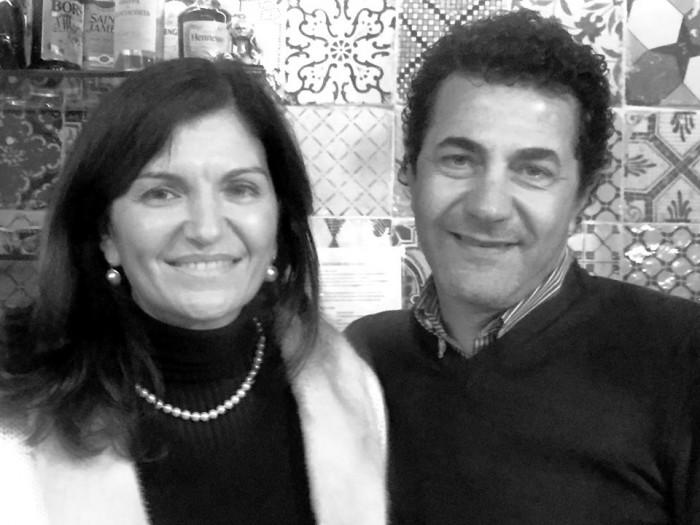 Locanda del Cerriglio, Giuseppe ed Angela