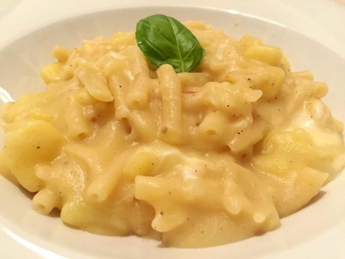 Locanda del Cerriglio, la pasta e patate