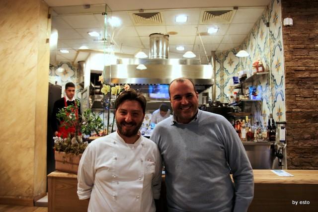 Mangianapoli. Roberto Auricchio e Roberto Napoli