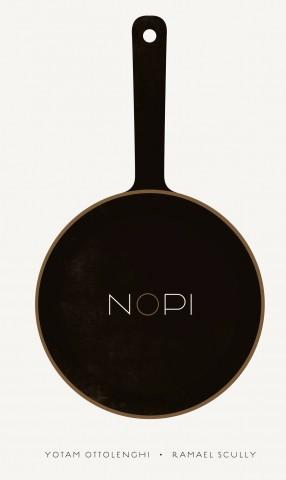 NOPI, la copertina del libro