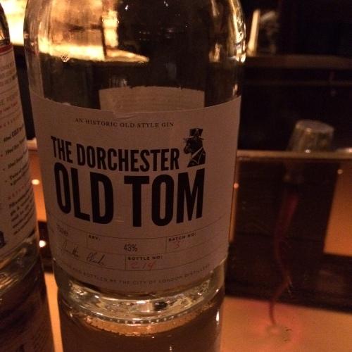 Old Tom gin personalizzato