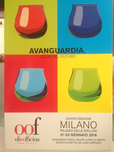 Olio Officina Festival 2016
