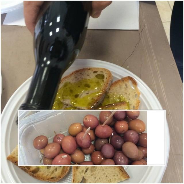 Olio e olive di Gaeta