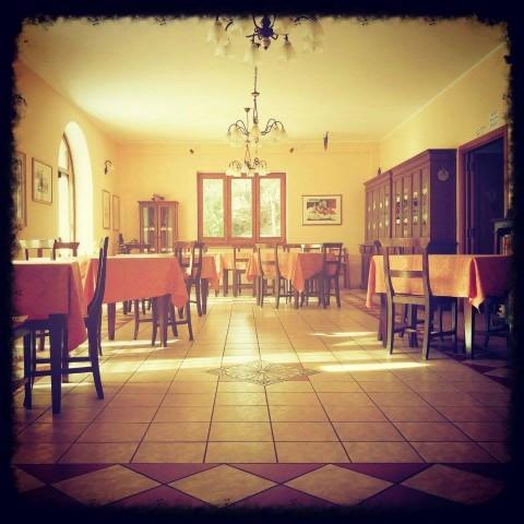 Azienda Agricola Prisco, la sala