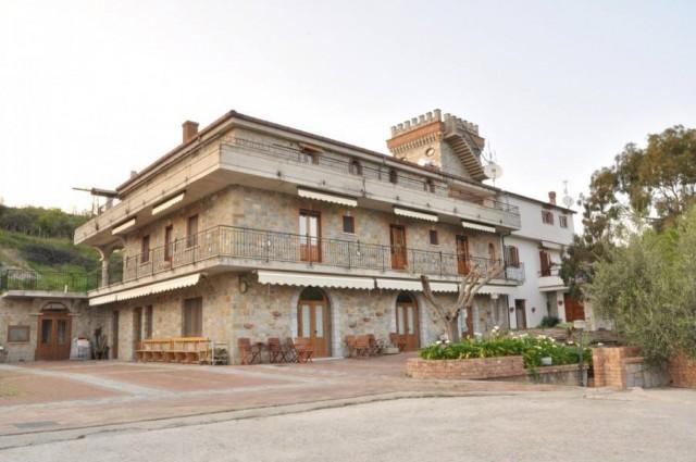 Azienda Agricola Prisco, la struttura