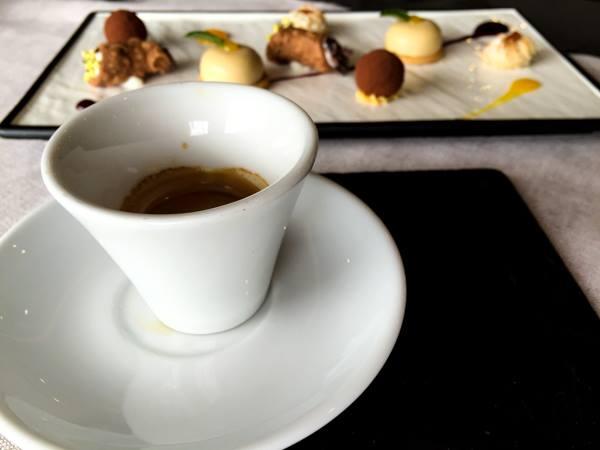 Palazzo Petrucci, caffè e piccola pasticceria