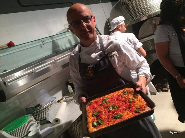 Pepe in Grani Incursioni di Gusto La pizza in Teglia