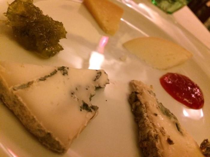 Perbacco, formaggi