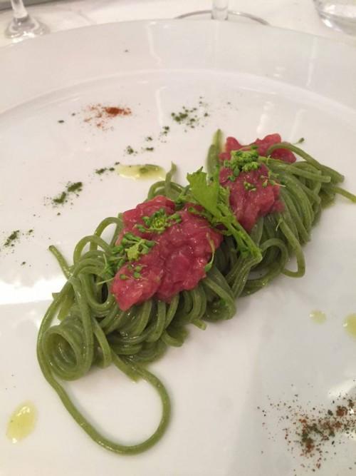Piazzetta Milù, salsiccia e broccoli