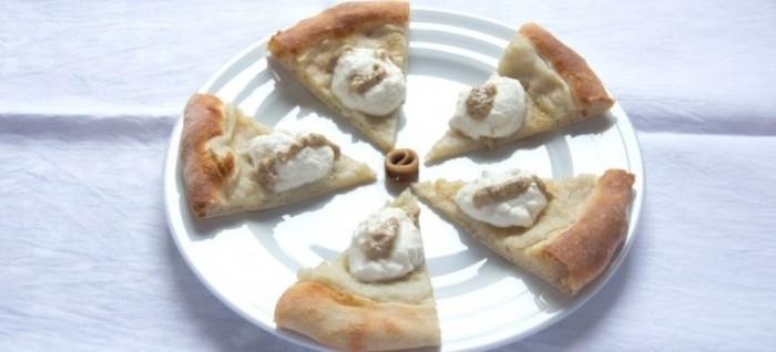 Pizza tra Napoli e le Langhe