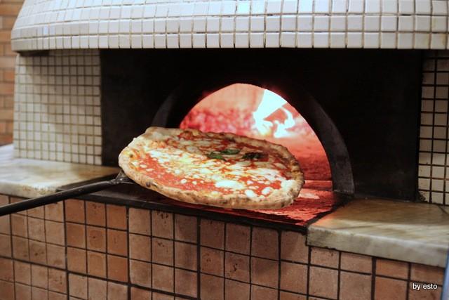Pizzeria Vesi la margherita
