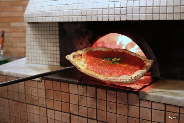 Pizzeria Vesi la marinara