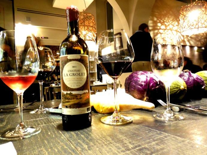 Ristorante Filippo a Pietrasanta, il vino