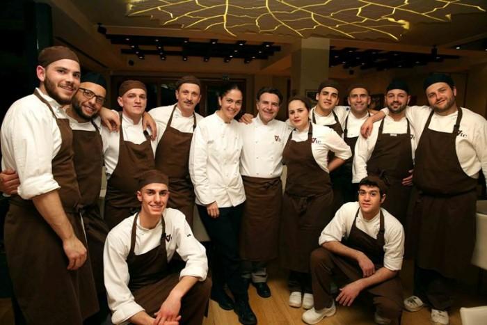 """Serata speciale a """"Vite"""" con la lady chef Rosanna Marziale"""