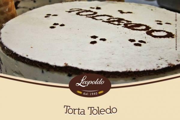 Torta Toledo di Leopoldo dal 1940