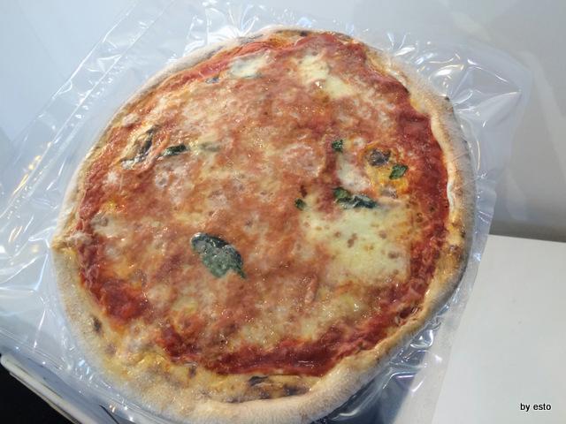 Vanvitelli Pizza & Food Gourmet.  Mauro Ramirez Pizza surgelata.  La  conservazione