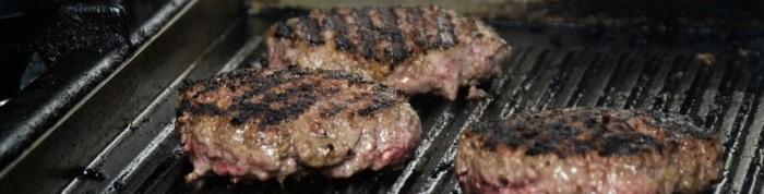 hamburger bruciati