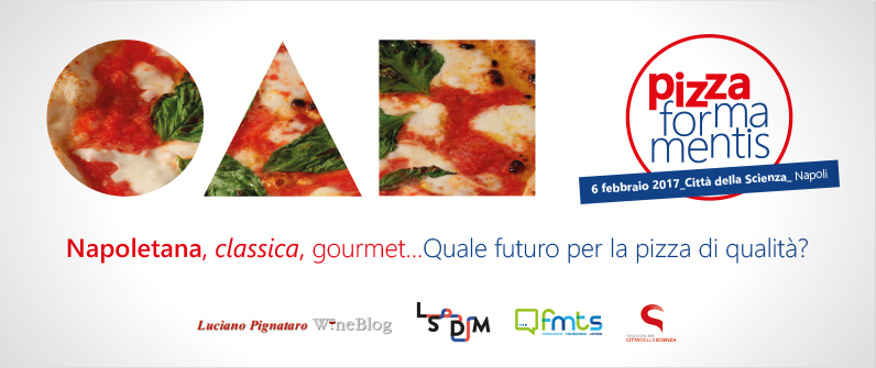 Invito pizza Forma mentis