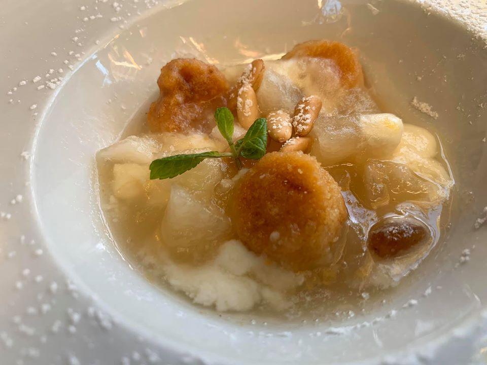 Abraxas, zuppa di mele annurche