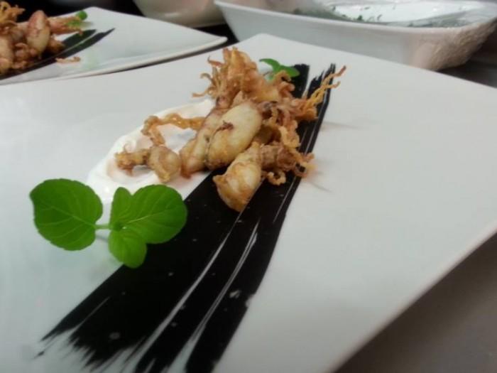 Acqua e Sale, calamaretti fritti