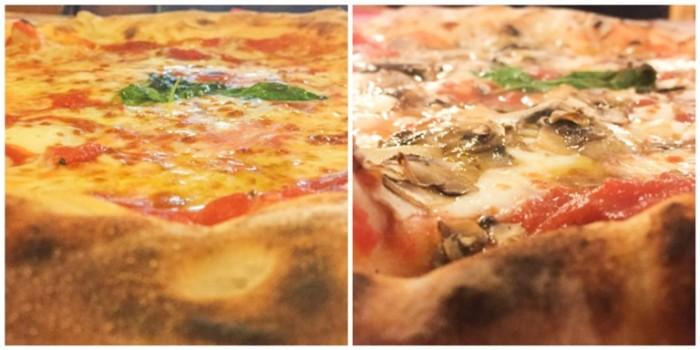 Al Borgo, la pizza