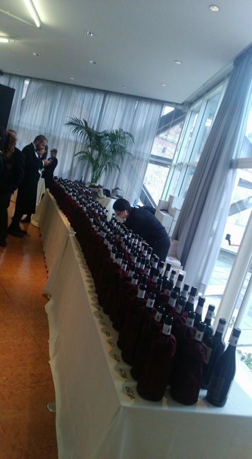 Anteprima Amarone 2012, campioni in degustazione