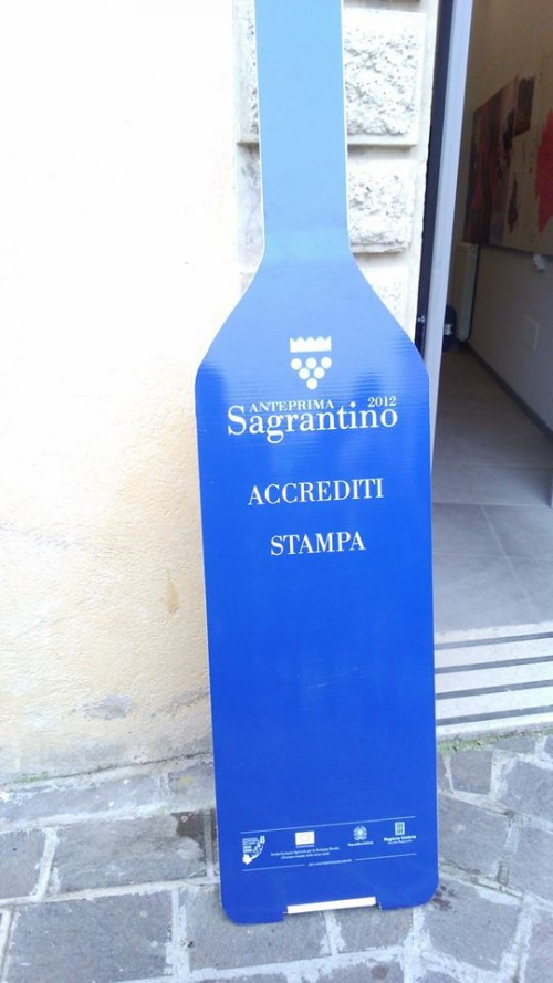 Anteprima Sagrantino