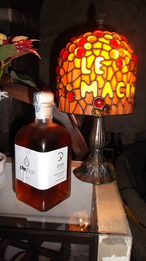 Barone, liquore di fichi del Cilento