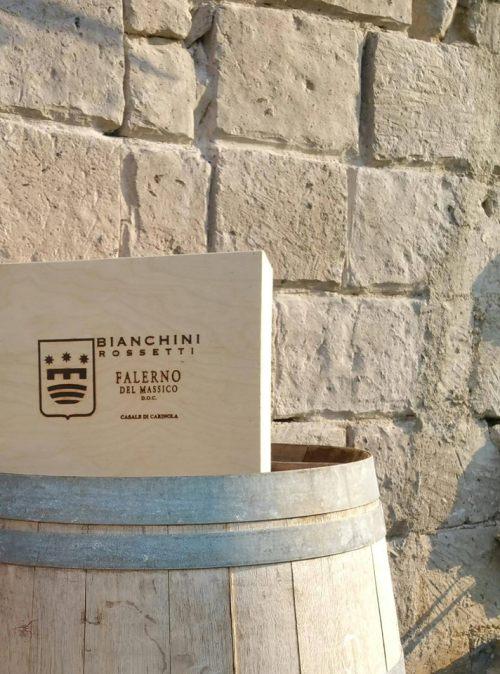 Bianchini Rossetti, il logo aziendale