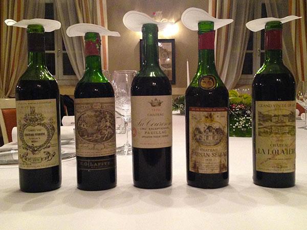 Bordeaux del 1970