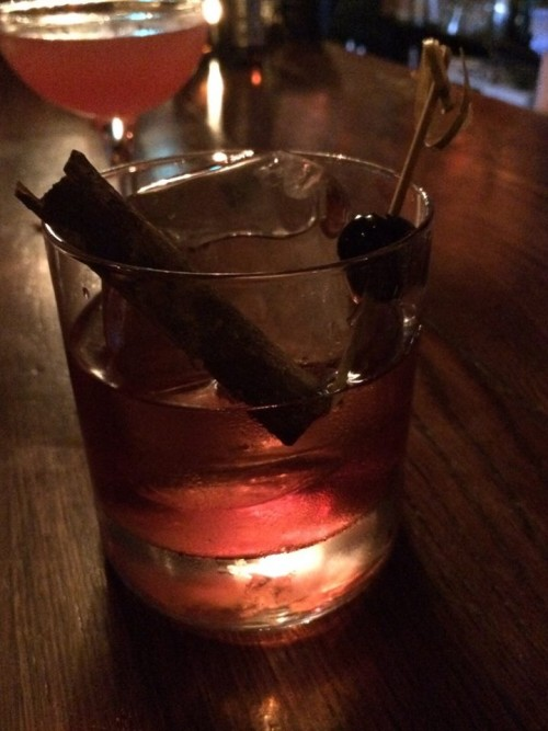 Cahooch Old Fashioned